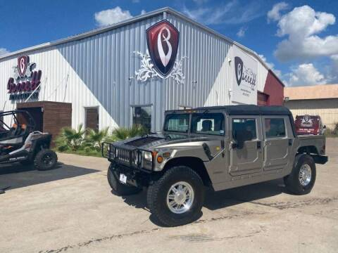 2001 HUMMER Hummer for sale at Barrett Auto Gallery in San Juan TX