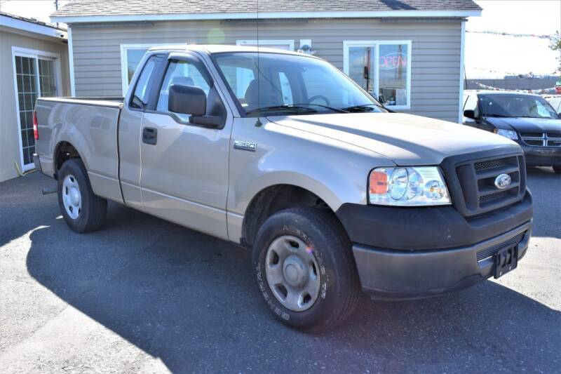2007 Ford F-150 for sale at Alaska Best Choice Auto Sales in Anchorage AK
