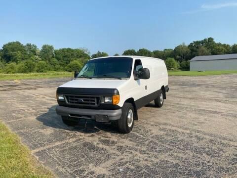 2007 Ford E-Series Cargo for sale at Caruzin Motors in Flint MI