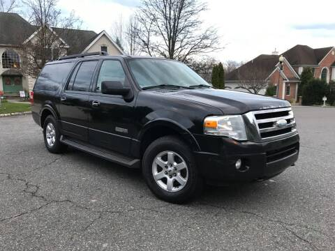 2008 Ford Expedition EL for sale at CLIFTON COLFAX AUTO MALL in Clifton NJ