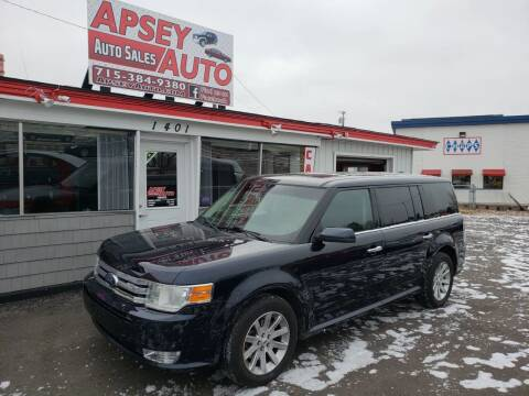2009 Ford Flex for sale at Apsey Auto 2 in Marshfield WI