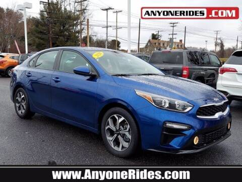 2020 Kia Forte for sale at ANYONERIDES.COM in Kingsville MD