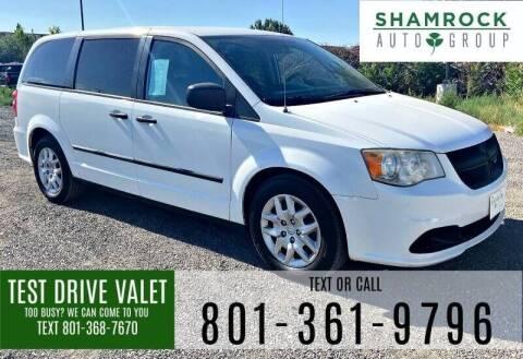 2012 RAM C/V for sale at Shamrock Group LLC #1 in Pleasant Grove UT