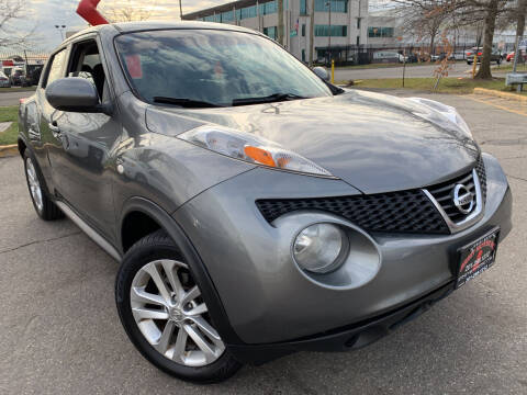 2011 Nissan JUKE for sale at JerseyMotorsInc.com in Teterboro NJ
