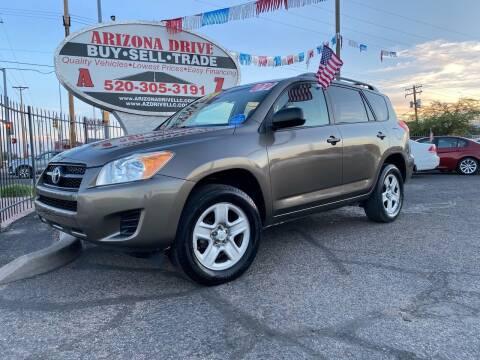 2009 Toyota RAV4 for sale at Arizona Drive LLC in Tucson AZ