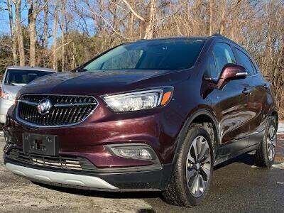2017 Buick Encore for sale at Worthington Air Automotive Inc in Williamsburg MA