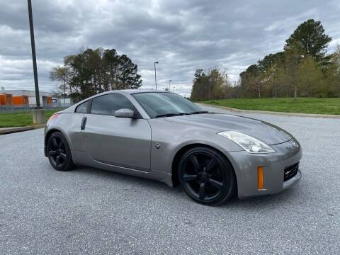 2007 Nissan 350Z for sale at GTO United Auto Sales LLC in Lawrenceville GA