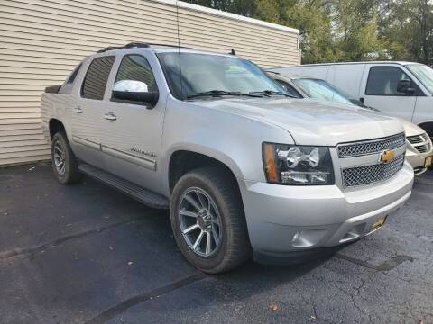 2010 Chevrolet Avalanche for sale at Appleton Motorcars Sales & Service in Appleton WI