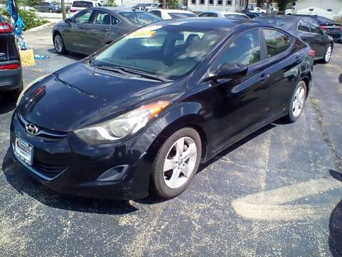 2011 Hyundai Elantra for sale at Smart Buy Auto in Bradley IL