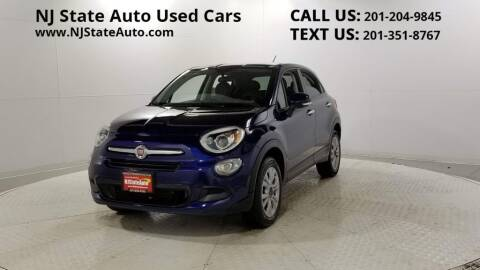 2016 FIAT 500X for sale at NJ State Auto Auction in Jersey City NJ