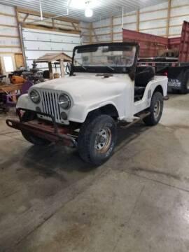 1973 Jeep CJ-5 for sale at Classic Car Deals in Cadillac MI