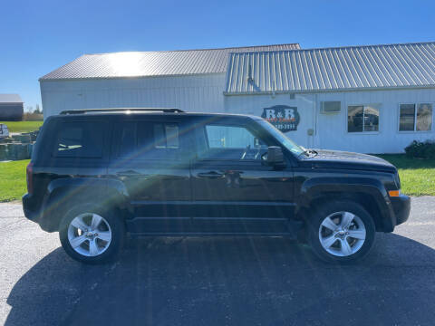 2017 Jeep Patriot for sale at B & B Sales 1 in Decorah IA