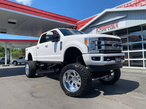 2019 Ford F-250 Super Duty for sale at Furrst Class Cars LLC  - Independence Blvd. in Charlotte NC