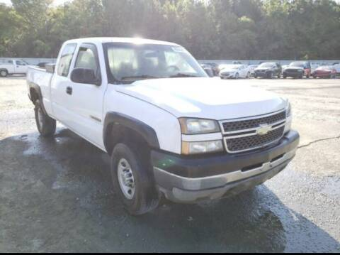2005 Chevrolet Silverado 2500HD for sale at C & P Autos, Inc. in Ruston LA