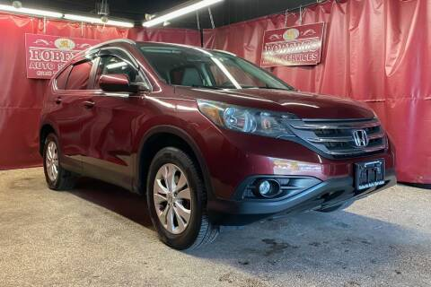 2013 Honda CR-V for sale at Roberts Auto Services in Latham NY
