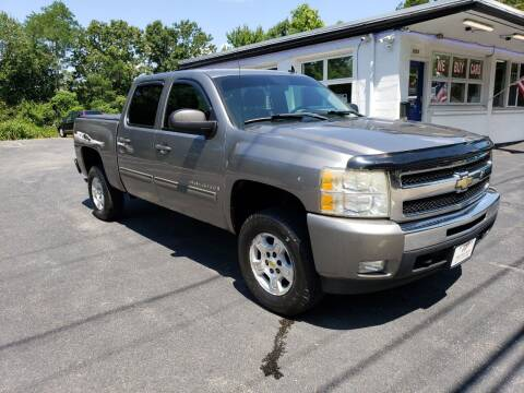 2009 Chevrolet Silverado 1500 for sale at Highlands Auto Gallery in Braintree MA