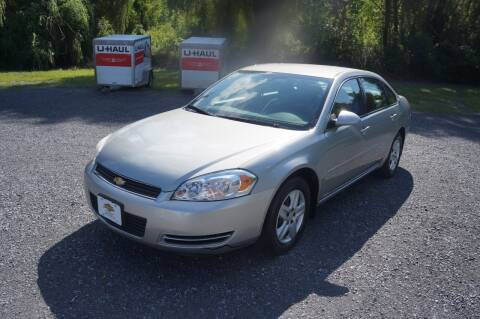 2007 Chevrolet Impala for sale at Autos By Joseph Inc in Highland NY