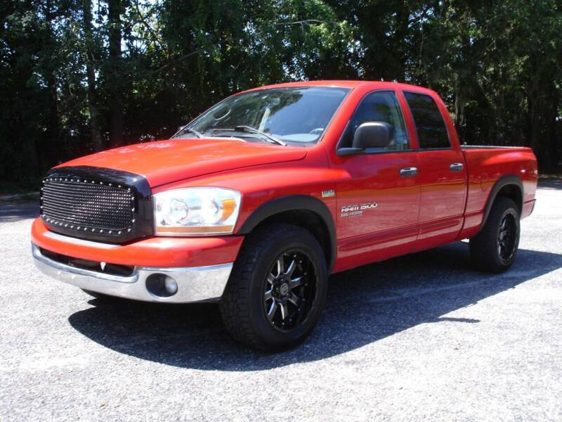 2006 Dodge Ram Pickup 1500 for sale at Lowcountry Auto Sales in Charleston SC