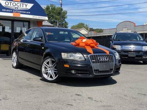 2008 Audi A6 for sale at OTOCITY in Totowa NJ