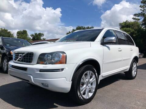 2013 Volvo XC90 for sale at Upfront Automotive Group in Debary FL