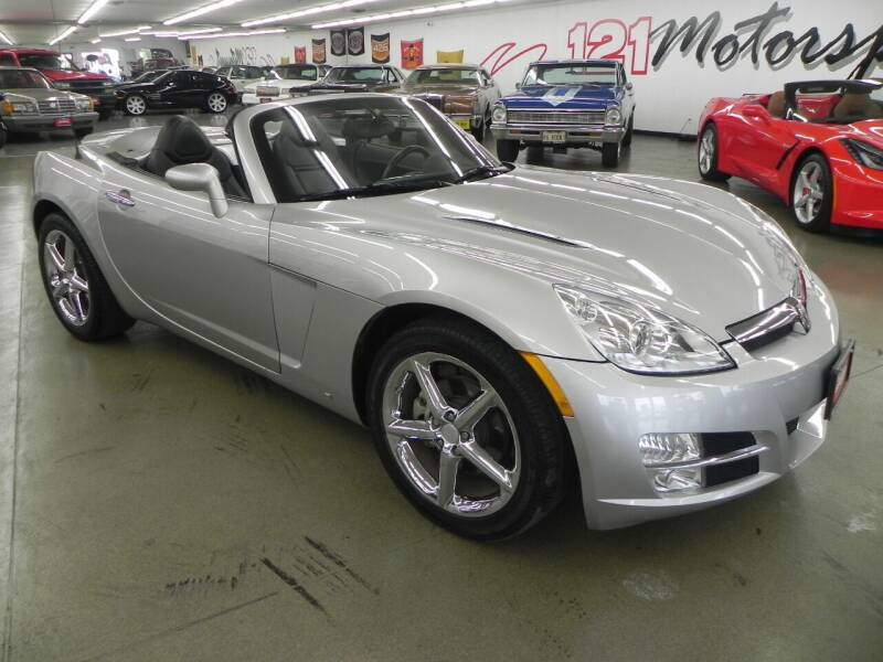 2008 Saturn SKY for sale at 121 Motorsports in Mount Zion IL