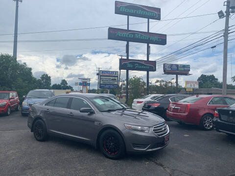 2013 Ford Taurus for sale at Boardman Auto Mall in Boardman OH