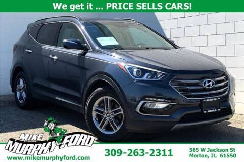2018 Hyundai Santa Fe Sport for sale at Mike Murphy Ford in Morton IL