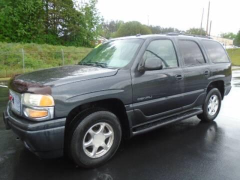 2003 GMC Yukon for sale at Atlanta Auto Max in Norcross GA