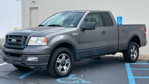 2004 Ford F-150 for sale at Carland Auto Sales INC. in Portsmouth VA