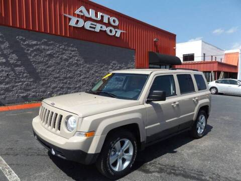 2016 Jeep Patriot for sale at Auto Depot of Madison in Madison TN