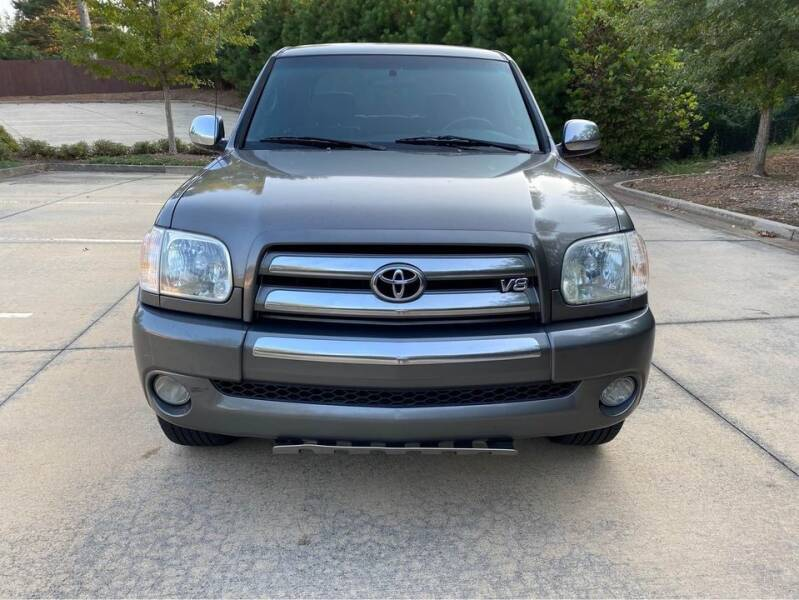 2006 Toyota Tundra for sale at Two Brothers Auto Sales in Loganville GA