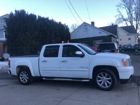 2008 GMC Sierra 1500 for sale at Connecticut Auto Wholesalers in Torrington CT