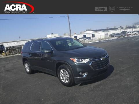 2019 Chevrolet Traverse for sale at BuyRight Auto in Greensburg IN