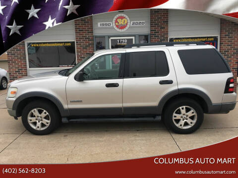 2006 Ford Explorer for sale at Columbus Auto Mart in Columbus NE