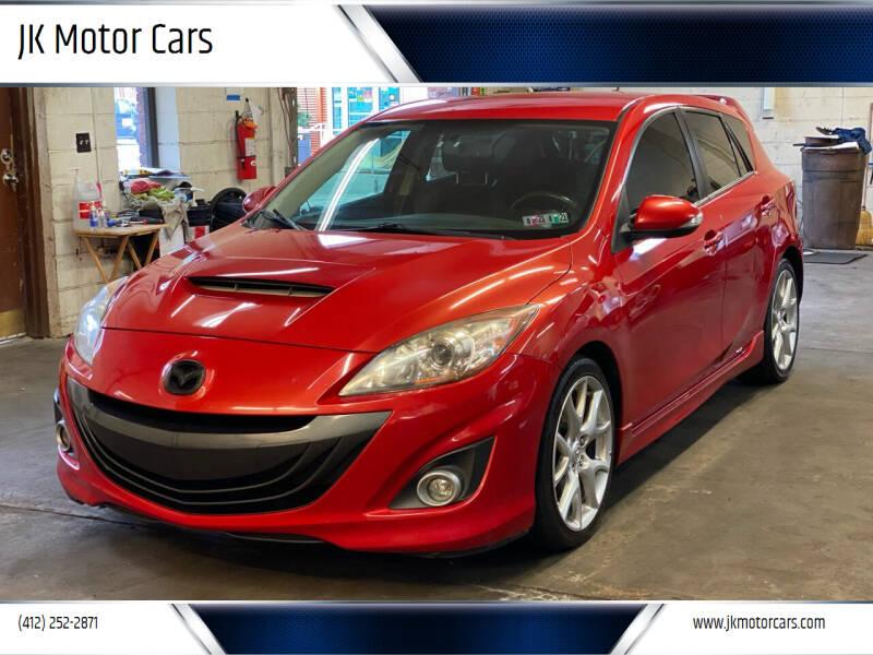 2010 Mazda MAZDASPEED3 for sale at JK Motor Cars in Pittsburgh PA