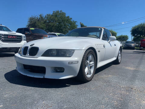 2000 BMW Z3 for sale at Bargain Auto Sales in West Palm Beach FL