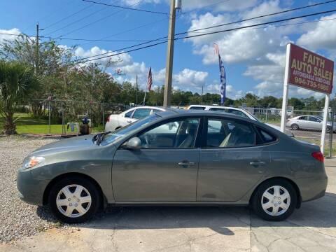 2010 Hyundai Elantra for sale at Faith Auto Sales in Jacksonville FL