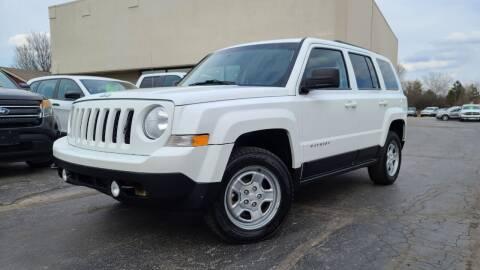 2014 Jeep Patriot for sale at Sedo Automotive in Davison MI