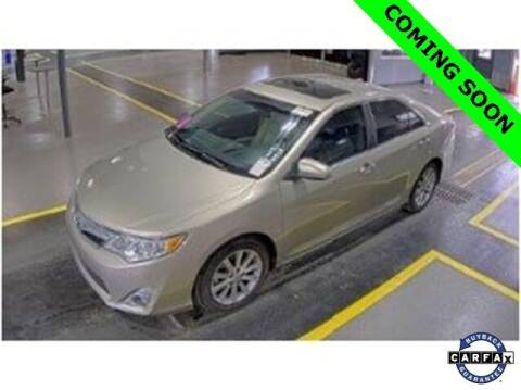 2013 Toyota Camry for sale at LAKESIDE MOTORS, INC. in Sachse TX