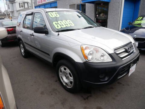 2006 Honda CR-V for sale at M & R Auto Sales INC. in North Plainfield NJ