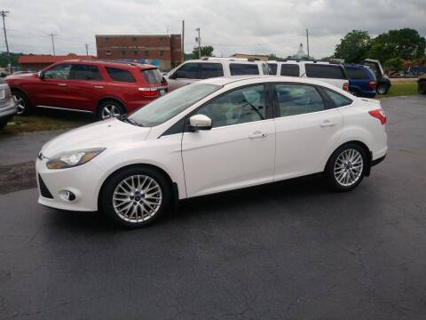 2014 Ford Focus for sale at Big Boys Auto Sales in Russellville KY