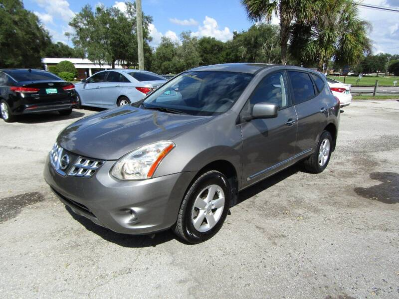 2013 Nissan Rogue for sale at S & T Motors in Hernando FL
