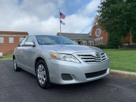 2011 Toyota Camry for sale at Automax of Eden in Eden NC