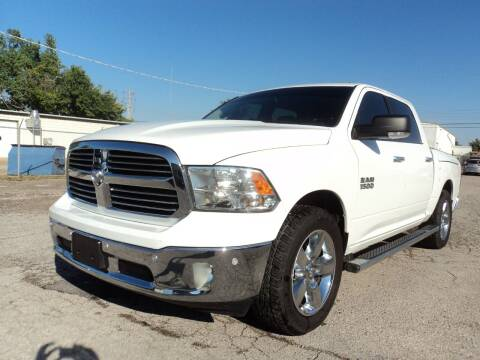 2017 RAM Ram Pickup 1500 for sale at Grays Used Cars in Oklahoma City OK