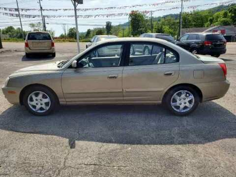 2006 Hyundai Elantra for sale at Knoxville Wholesale in Knoxville TN