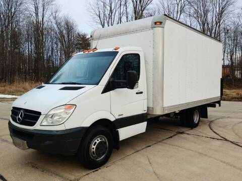 2012 Mercedes-Benz Sprinter Cab Chassis for sale at Autolika Cars LLC in North Royalton OH