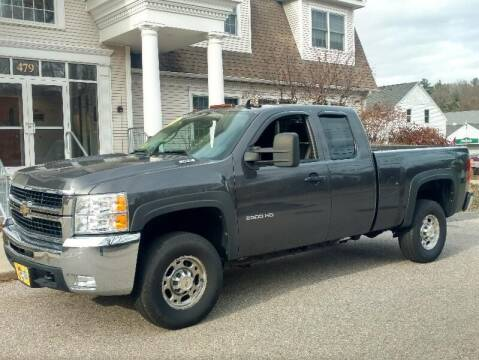 2010 Chevrolet Silverado 2500HD for sale at Ashland Auto Sales in Ashland MA