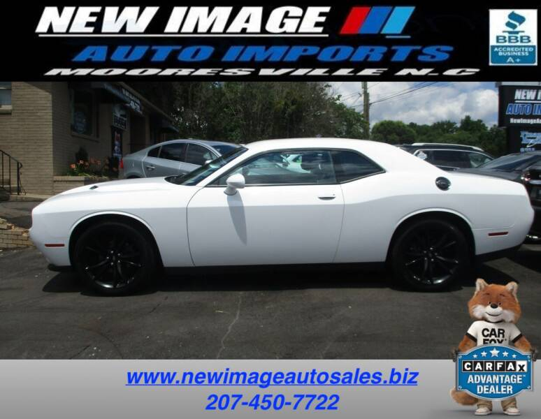2018 Dodge Challenger for sale at New Image Auto Imports Inc in Mooresville NC