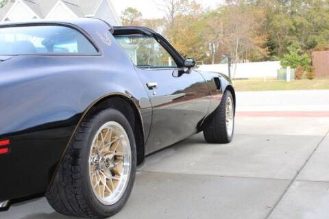1978 Pontiac Trans Am for sale at Classic Car Deals in Cadillac MI