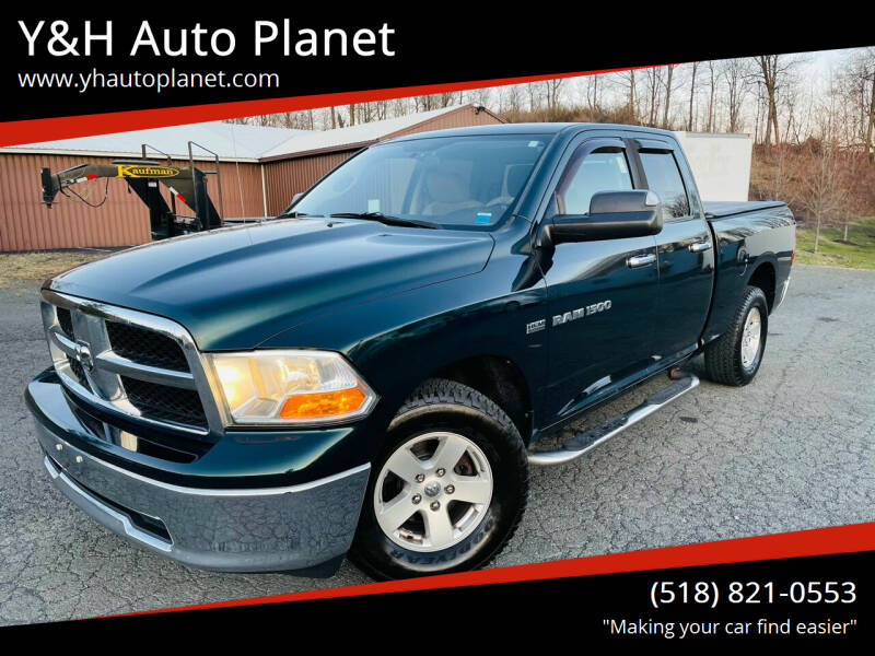2011 RAM Ram Pickup 1500 for sale at Y&H Auto Planet in West Sand Lake NY